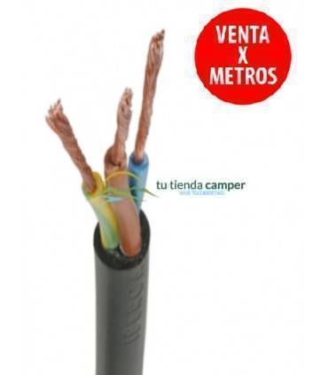 Cable eléctrico manguera 230v