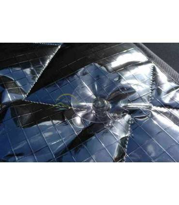 Aislante oscurecedor ventosa silicona