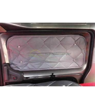 Aislantes térmicos oscurecedores Dacia Dokker del 12 actual