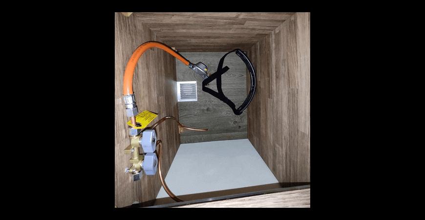 Como realizar y legalizar una instalación de gas en nuestro vehículo de recreo